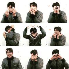 and instgrem Kyun Sang, Kim Yoo Jung, Kdrama Actors, K Beauty, Life Humor, Super Junior, Korean Actors, Great Photos, Actors & Actresses