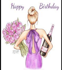 Happy Birthday Girlfriend, Happy Birthday Greetings Friends, Happy Birthday Woman, Happy Birthday Wishes Photos, Happy Birthday Celebration, Happy Birthday Flower, Happy Birthday Friend, Happy Birthday Messages, Birthday Love