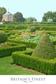 Westbury Court Garden   Westbury Court Garden Is A Rare Dutch Garden Of  Water And Simple