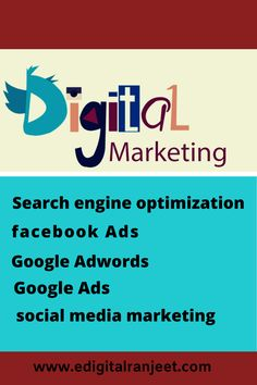 Digitalranjeet provided digital services in cheapest price. Digital Marketing, Ads, Facebook, Website, Google, Youtube, Youtubers, Youtube Movies