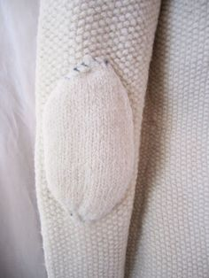 WORTHWHILE // knit patched elbows