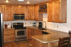 Knotty Alder Cabinets   Alder Cabinets Allow You To Keep The Kitchen And  Dining Appliance In A Neat And Organized. They Can Save Space In Your  Kitchen