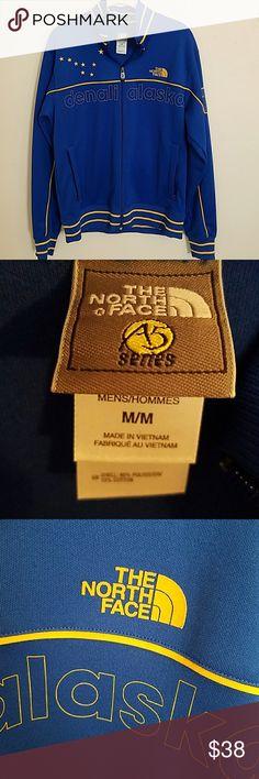 🎁North Face A5 Series Denali Alaska Jacket Men's The North Face A5 Series Denali Alaska Jacket. 2 Side Zipper Pockets. Full Zipper Front. Great Condition. Gently Worn. Size Medium. The North Face Jackets & Coats