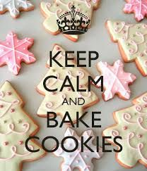 KEEP CALM AND BAKE COOKIES. Another original poster design created with the Keep Calm-o-matic. Buy this design or create your own original Keep Calm design now. Noel Christmas, Christmas Baking, Christmas Cookies, Christmas Biscuits, Pink Christmas, Baking Quotes, Food Quotes, Funny Quotes, Keep Calm Posters