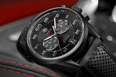 TAG HEUER chronographe carrera calibre 36 flyback racing 2