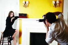 Behind the scenes :Olivia Palermo For Jill Stuart