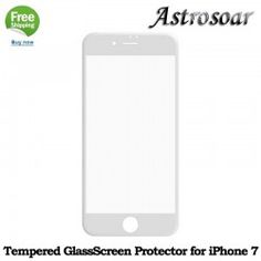 astrosoar 0.3mm Tempered Glass 3D Curved Screen Protector for iPhone 7/ 7 Plus