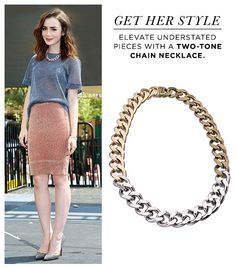obsessed with the ombre chain