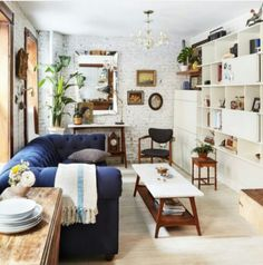 Brick wall Cabinets