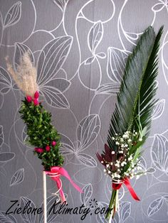 Holidays And Events, Crochet Flowers, Plant Hanger, Macrame, Diy And Crafts, Easter Ideas, Poland, Children, Palmas