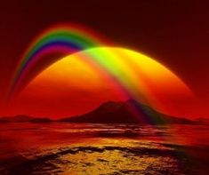 ♥Rainbow Promise - PORTER and LOLA were forced by NYCACC to cross the rainbow bridge These killings of wonderful healthy precious animals got to stop! Cool Pictures, Cool Photos, Beautiful Pictures, All Nature, Amazing Nature, Photo Arc En Ciel, Beautiful Sunset, Beautiful World, Rainbow Connection
