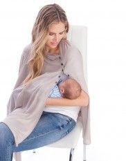 Chale d'allaitement - chale grossesse | Seraphine Maternite