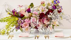 Transform your bouquets and centerpieces into works of art.