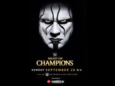 shintigercurl talks wrestling: NIGHT OF CHAMPIONS 2015