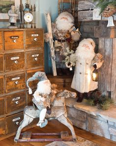 The Wonder of Santa: Bethany Lowe