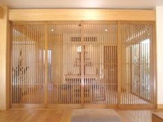 Add Oriental Style to Your Home with a Japanese Shoji Window Screen Japanese Home Design, Traditional Japanese House, Japanese Living Rooms, Muji Style, Shoji Screen, Asian Interior, Apartment Plans, Japanese Architecture, Diy Home Improvement