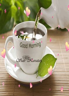 Browse the latest good morning love gif online on happyshappy. Good Morning Gift, Good Morning Love Gif, Good Morning My Friend, Good Morning Coffee, Good Morning World, Good Morning Flowers, Good Afternoon, Good Morning Images, Good Morning Quotes
