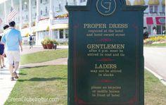 Dromoland castle dress code