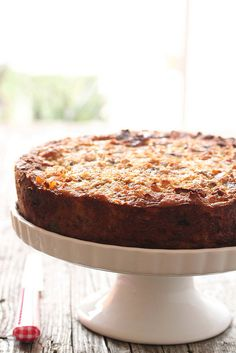 torta di panettone