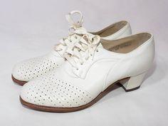 Vintage 1940's Shoes