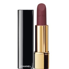 Get The Vampy Lip Look - Chanel lipstick