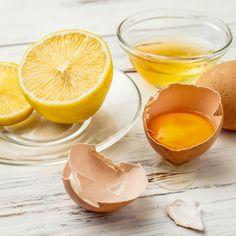 Ei-Zitrus-Honig Shampoo für strapaziertes Haar
