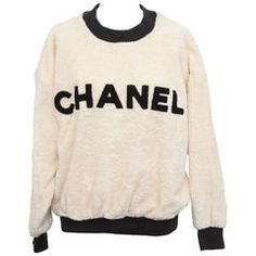Adorable vintage Chanel sweater