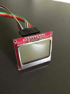 23 best nokia lcd types images arduino projects, electronics