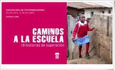 """Día Mundial de la Educación (1 de abril):  """"Caminos a la escuela"""""""