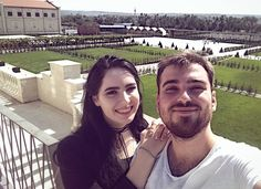 Mornings with him #castle #castelmimi #winery #garden #sun #warm #baby #bae #moldova #moldovamea #chisinau #visitmoldova #trip #selfie #happiness #goodvibes #like4like #likeforlike #follow #inspiration #instagood #instagram #insta