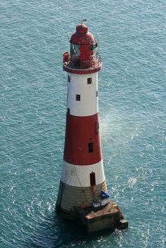 Beachy Head Lighthouse, East Sussex, England