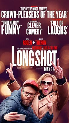 Long Shot on DVD July 2019 starring Charlize Theron, Seth Rogen, Alexander Skarsgard, June Diane Raphael. Fred Flarsky (Seth Rogen) is a gifted and free-spirited journalist with an affinity for trouble. Charlotte Field (Charlize Theron) is one of Charlize Theron, O Shea Jackson Jr, June Diane Raphael, Self Deprecating Humor, Mother Daughter Relationships, Drama, Movies 2019, Hd Movies, Film Movie