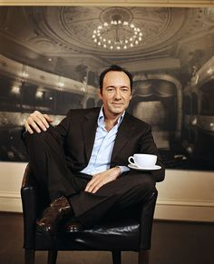 Another favorite Kevin Spacey photo :)