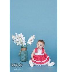 Vestido Bebe Coral de Dolce Petit