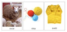 Kartičky Montessori Materials, Science, Activities For Kids, Homeschool, Teddy Bear, Concept, Album, Teaching, Education