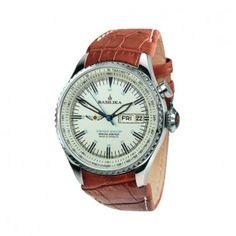 German designed watch. Price: 288€ Pilot, Watch Brands, Chronograph, Brand Names, Watches, German, Shopping, Deutsch, Wristwatches