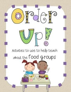 Use this packet to help teach about the 5 food groups! Includes engaging moving activities and other creative ways to get kids thinking! Creative Activities, Educational Activities, Physical Activities, Physical Education, Creative Ideas, Help Teaching, Teaching Science, Teaching Ideas, Social Science