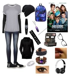 """""""Me in Alexander and the Horrible, No Good, Very Bad Day"""" by potatolover123 ❤ liked on Polyvore featuring interior, interiors, interior design, home, home decor, interior decorating, STELLA McCARTNEY, Wet Seal, Rick Owens and Vince"""