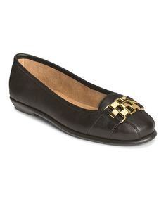 Love this Black Sure Bet Loafer on #zulily! #zulilyfinds