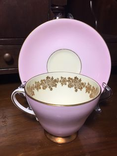 A personal favorite from my Etsy shop https://www.etsy.com/ca/listing/494143958/royal-grafton-pink-teacup-and-saucer