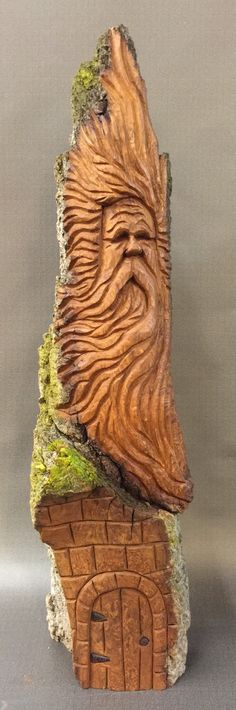 A personal favorite from my Etsy shop https://www.etsy.com/listing/269309783/hand-carved-original-large-standing-wood