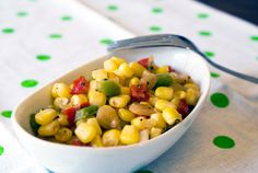 This is a simple little side dish that my kids absolutely adore and hey, any vegetable dish that I can get my kids to ask for is most definitely worth sharing, right? It can be thrown together out of a few simple ingredients and is ready in minutes, yet adds quite a bit of flavorContinue Reading …