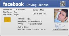 Get Your Facebook License Now.