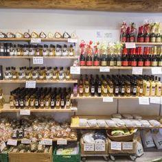 Shopping on farms - farm shops - agrotourism switzerland