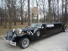 Used 2008 Excalibur Fairlane Sedan Stretch Limo Great Lakes Coach - Berkley, Michigan - $59,900