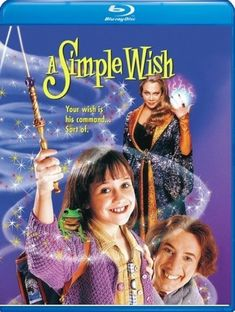 A Simple Wish [Blu-ray] [1997]
