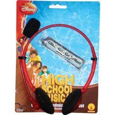 High School Musical 2 Gabriella Microphone