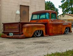 Sweet patina Chevy