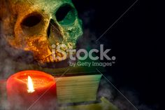 occultism Royalty Free Stock Photo - invitation idea Voodoo Halloween, Photo Invitations, Occult, Royalty Free Stock Photos