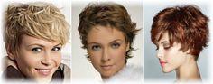 Стрижки каре на вьющиеся волосы